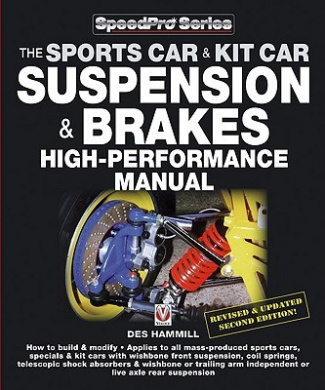 How to Build and Modify Sportscar and Kitcar Suspension and Brakes: For Road and Track (SpeedPro Series)