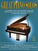 Great Piano Solos - The Film Book  [Region 4]