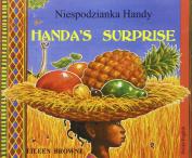 Handa's Surprise in Polish and English