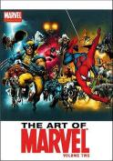 The Art Of Marvel Vol.2