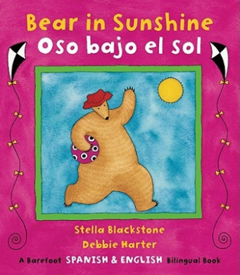 Bear in Sunshine Bilingual Spanish (Barefoot Spanish & English Bilingual Book)
