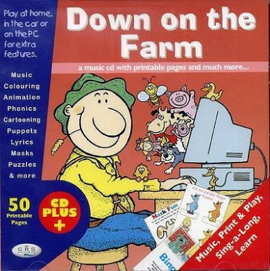 Down on the Farm (CD Plus +)