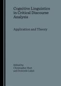 Cognitive Linguistics in Critical Discourse Analysis