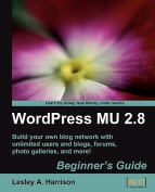 WordPress MU 2.8