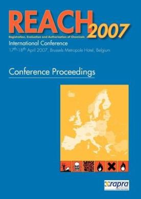 REACH 2007: Brussels, Belgium, 17-19 April 2007