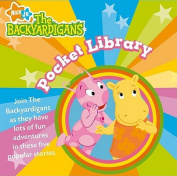 The Backyardigans Pocket Library (Backyardigans) [Board book]