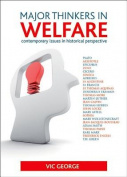 Major Thinkers in Welfare