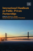 International Handbook on Public-Private Partnerships