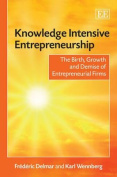 Knowledge Intensive Entrepreneurship