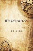 Shearsman 85 & 86