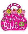 My Pretty Pink Bible Purse
