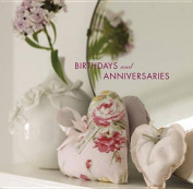 Romantic Style Birthday Book