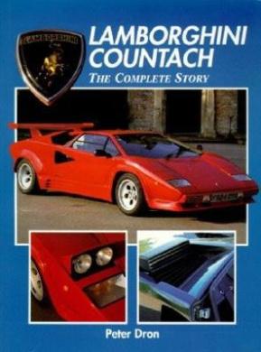 Lamborghini Countach: The Complete Story (Crowood AutoClassic S.)