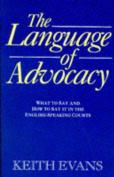 The Language of Advocacy