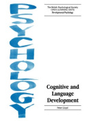 Cognitive and Language Development (Open Learning Units
