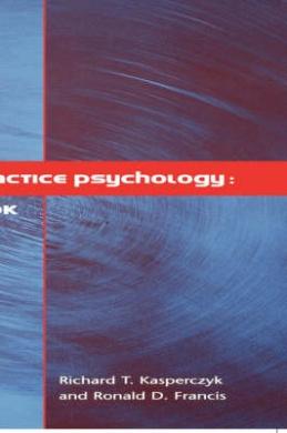 Private Practice Psychology: A Handbook