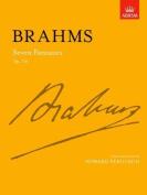 Seven Fantasies, Op. 116 (Signature Series
