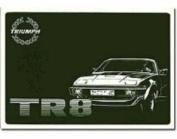 Triumph TR8 Handbook