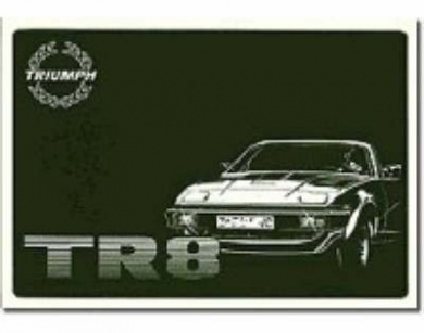 Triumph TR8 Handbook (Official Handbooks)