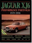 Jaguar XJ6 Series 3 Performance Portfolio 1979-1986