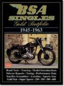 B.S.A. Singles Gold Portfolio 1945-1963