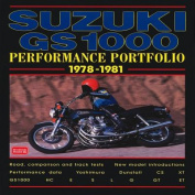 Suzuki GS1000 Performance Portfolio