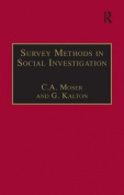 Survey Methods in Social Investigation