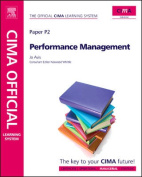 CIMA Official Learning System Performance Management