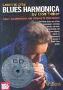 Learn to Play Blues Harmonica