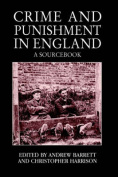 Crime and Punishment in England
