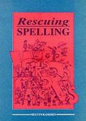 Rescuing Spelling