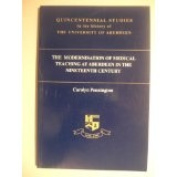 Modernisation of Medical Teaching at Aberdeen in the Nineteenth Century