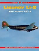 Red Star 27 Lisunov Li-2 - The Soviet DC-3