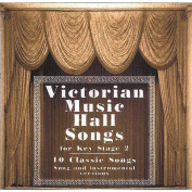 Victorian Music Hall Songs [Audio]