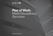 Architect's Plan of Work