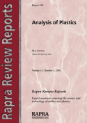 Analysis of Plastics