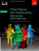 Time Pieces for Treble/Alto Recorder, Volume 2 (Time Pieces