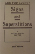 Signs and Superstitions