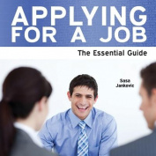 Applying for a Job - The Essential Guide