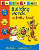 Building Words Activity Book