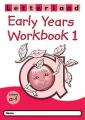 Early Years Workbooks