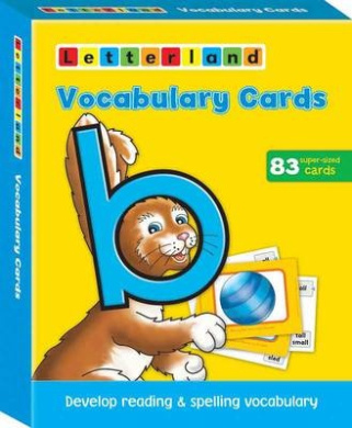 Vocabulary Cards (Letterland S.)