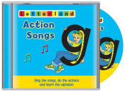 Action Songs (Letterland S.) [Audio]