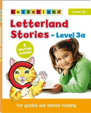 Letterland Stories: Level 3a (Letterland at Home)
