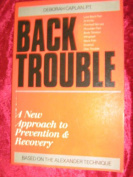 Back Trouble