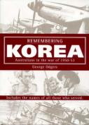 Remembering Korea