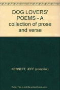 Dog Lovers' Poems