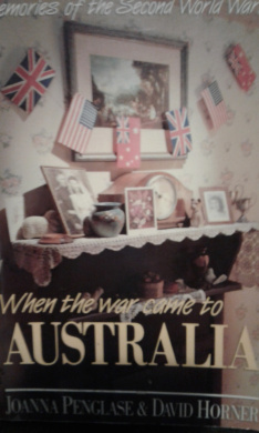 When the War Came to Australia