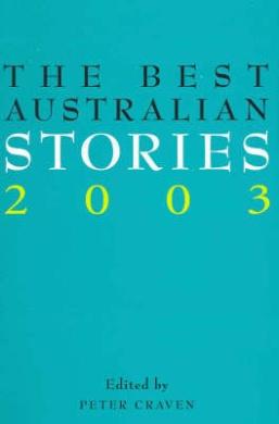 Best Australian Stories 2003