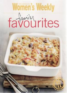 Family Favourites (The Australian Women's Weekly)